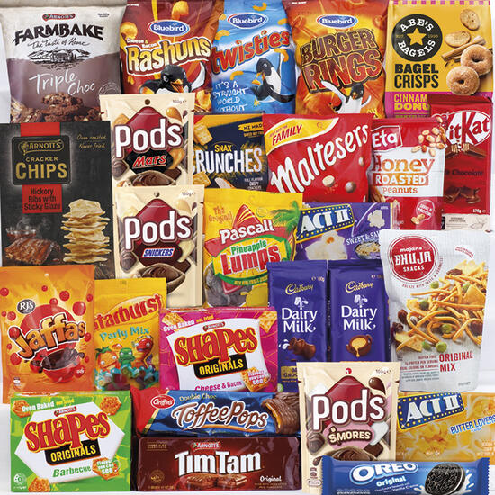 Hamper: Snackers | Code: 251MM